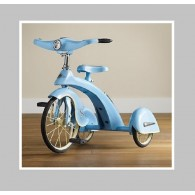 Airflow Collectibles Blue Sky King Tricycle