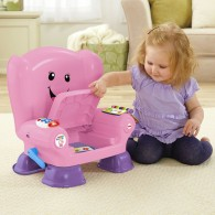 Fisher Price Laugh & Learn Smart Stages Chair Pink
