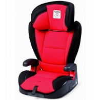 Peg Perego HBB 120 High Back Booster Car Seat in Crystal Red