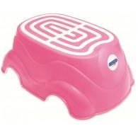 Peg Perego Herbie Step-Up Stool in Pink