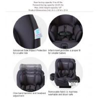 Maxi Cosi Vello 65 Convertible Car Seat 3 COLORS