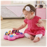 Fisher Price Disney Baby MINNIE MOUSE Pop-Up Surprise