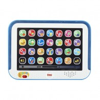 Fisher Price Laugh & Learn Smart Stages Tablet in Blue