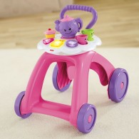Fisher Price Laugh & Learn Smart Stages Tea Cart Walker