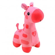 Fisher Price Soothe & Glow Giraffe Pink