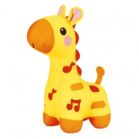 Fisher Price Soothe & Glow Giraffe Yellow