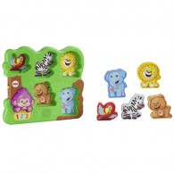 Fisher Price Laugh & Learn Zoo Animal Puzzle