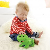 Fisher Price Laugh & Learn Count With Me Froggy