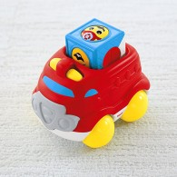 Fisher Price Roller Blocks Fire Truck