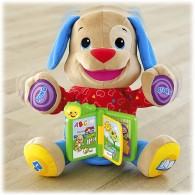 Fisher Price Laugh & Learn Singin' Storytime Puppy