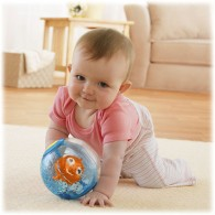Fisher Price Disney Baby FINDING NEMO Crawl-After Ball