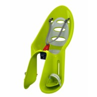 Peg Perego Eggy Rear Mount Child Seat in Lime/Green/Grey