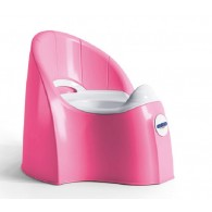 Peg Perego Pasha Potty in Pink
