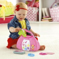 Fisher Price Laugh & Learn® Sis' Smart Stages Purse