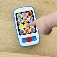 Fisher Price Smart Phone Blue