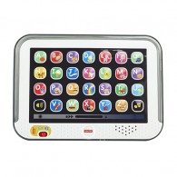 Fisher Price Laugh & Learn Smart Stages Tablet in Grey