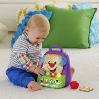 Fisher Price Laugh & Learn Smart Stages Teaching Tote