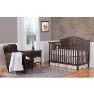 Summer Infant 4-Piece Bedding Set (Frame Geo)