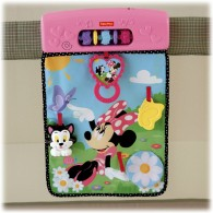 Fisher Price Disney Baby MINNIE MOUSE Musical Activity Play Wall
