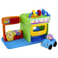 Fisher Price Laugh & Learn Puppy's Numbers Garage