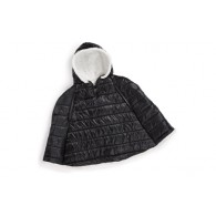 Summer Infant CarSeat Coat - Sherpa Puffer