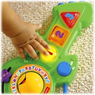 Fisher Price Laugh & Learn Jam & Learn Guitar