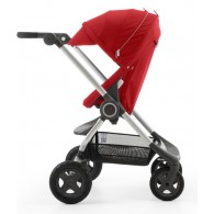 Stokke Scoot V2 Stroller - Red