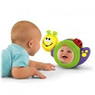 Fisher Price Go Baby Go! 1-2-3 Crawl-Along Snail