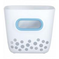 OXO Tot Bath Toy Bin in White