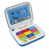 Fisher Price Laugh & Learn® Smart Stages Laptop  Blue