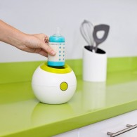 Boon Orb Bottle Warmer in White