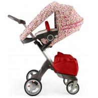 Stokke XPLORY Stroller in Pixel Pink