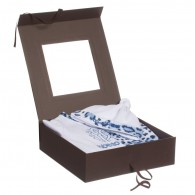 ROBERTO CAVALLI Baby Boys Blue Leopard Outfit Gift Set