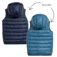 BOSS Boys  Reversible Gilet