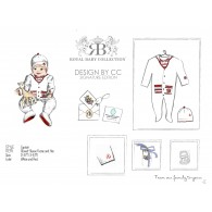 RB Royal Baby Collection Room Decor (Captain)