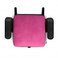 Clek Olli Backless Belt Positioning Portable and Compact Booster Car Seat with Latch