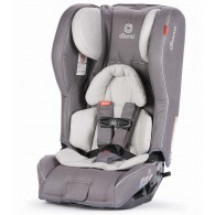 Diono Rainier 2 AXT All-in-One Convertible Car Seat + Booster - Grey Oyster
