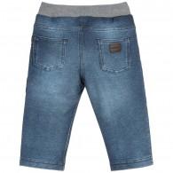 DOLCE & GABBANA Baby Boys Blue Denim Jeans