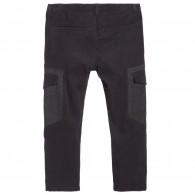 DOLCE & GABBANA Boys Dark Grey Corduroy Cargo Trousers