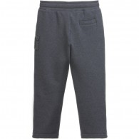 DOLCE & GABBANA Boys Grey Cotton Jersey Tracksuit Trousers