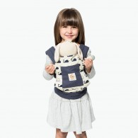 Ergobaby Doll Carrier - Marine
