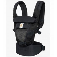 Ergobaby Adapt Baby Carrier, Cool Air Mesh-Onyx Black