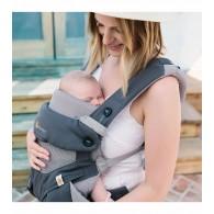 Ergobaby Easy Snug Infant Insert Cool Air Mesh - Grey