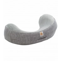 Ergobaby Natural Curve Nursing Pillow - Grey