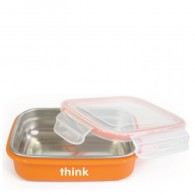 Thinkbaby BPA Free - The Bento Box - Orange