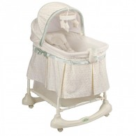 Kolcraft Cuddle'n Care 2-in-1 Bassinet & Incline Sleeper