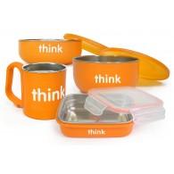Thinkbaby The Complete BPA Free Feeding Set