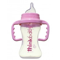 Thinkbaby The Sippy - 9oz - Pink