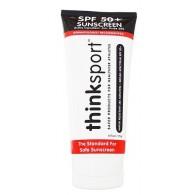 Thinksport Safe Sunscreen SPF 50+ - 6oz Family Size