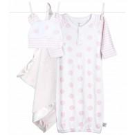 Little Giraffe Lollipop Starter Kit, 0-6 Months - Pink